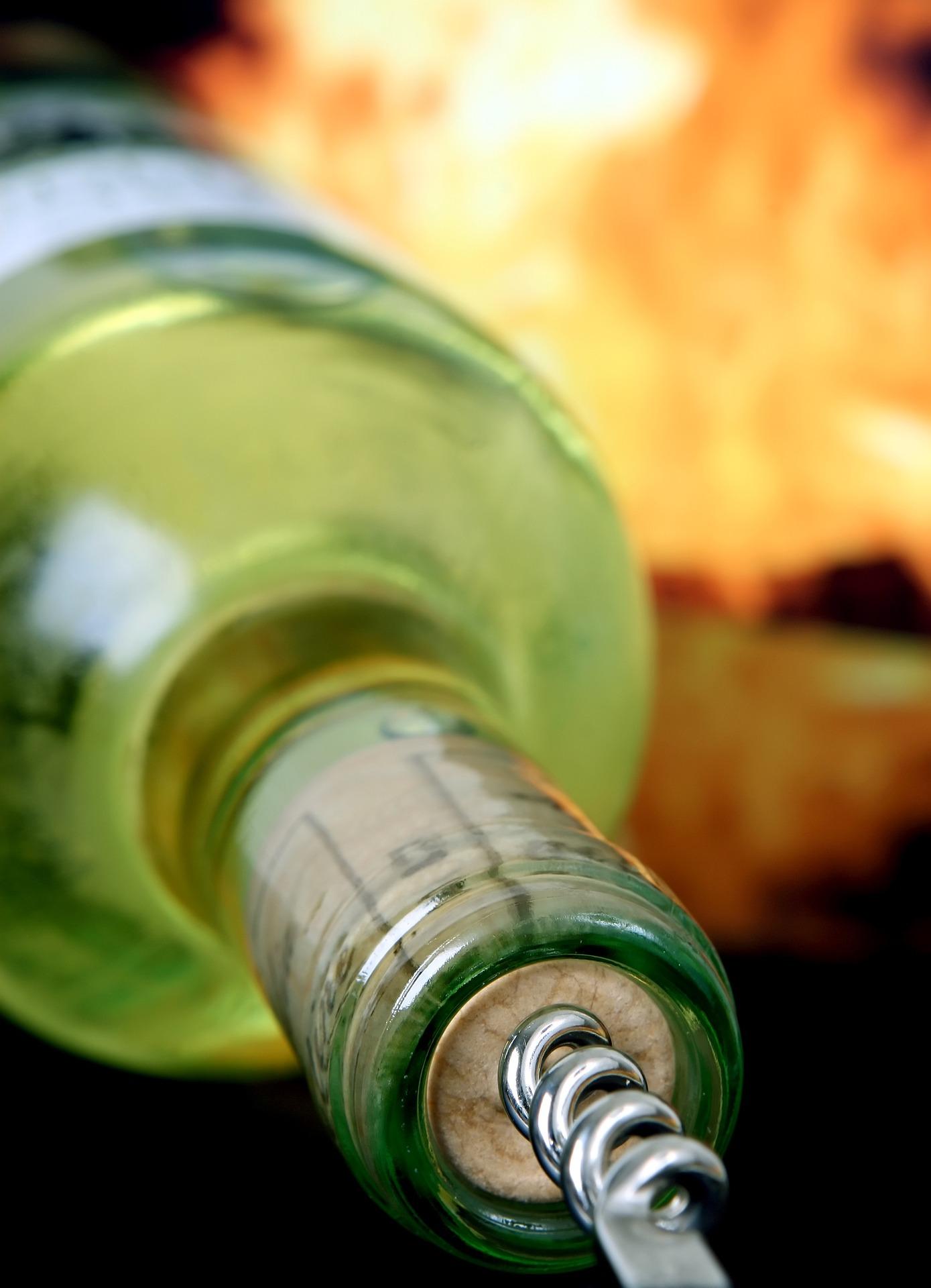 Selezione di Vini bianco Locanda degli angeli